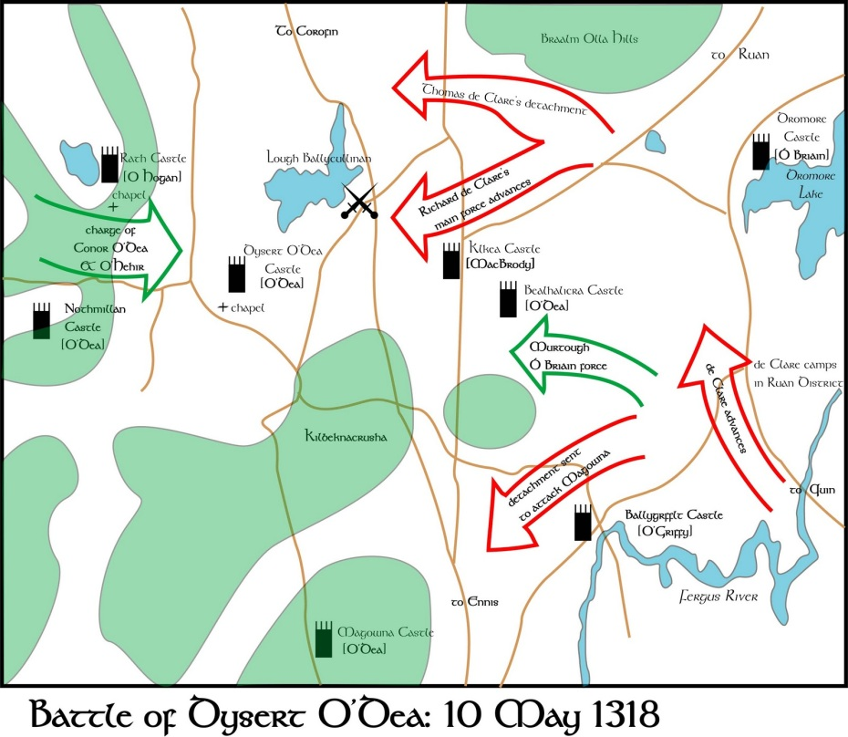 dysert o'dea battle map